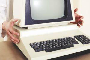 Pierwsze komputery prywatne